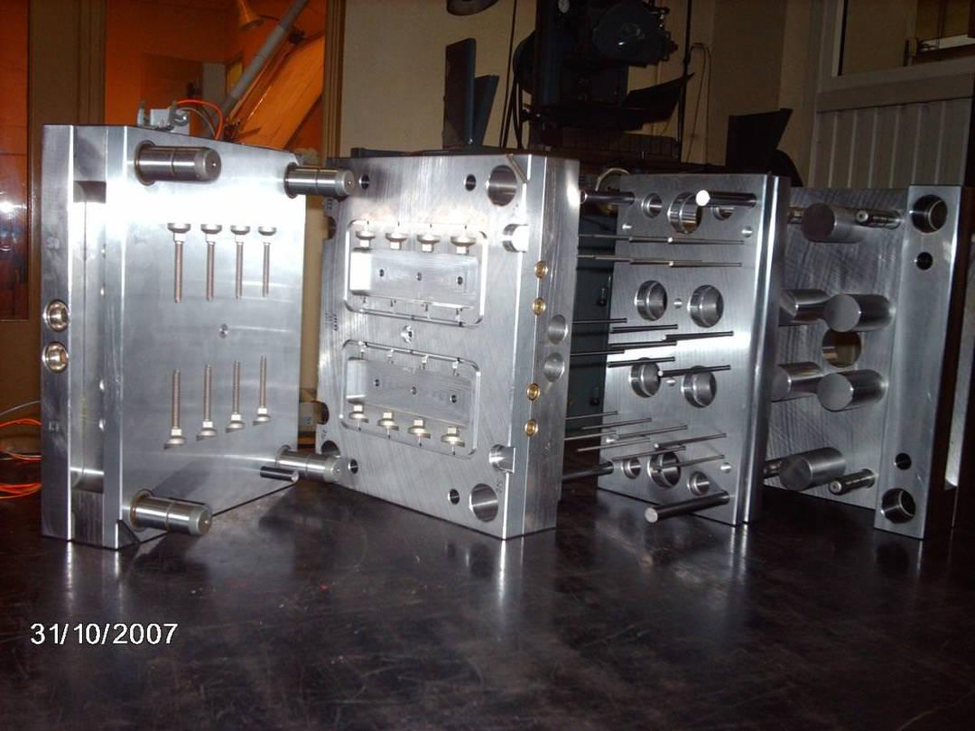Expert en fabrication de moules mécaniques à Bellignat | Lyaudet Mécanique