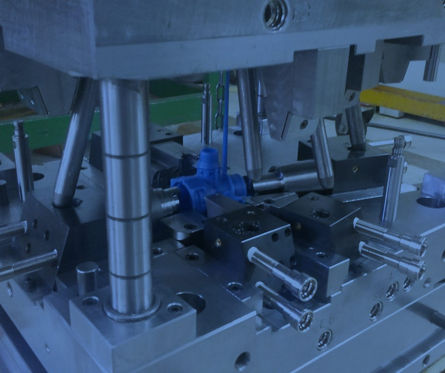 fabrication de moules mécaniques à Bellignat